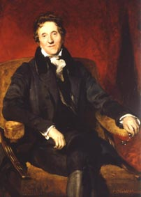 Sir John Soane, oil on canvas by Thomas Lawrence