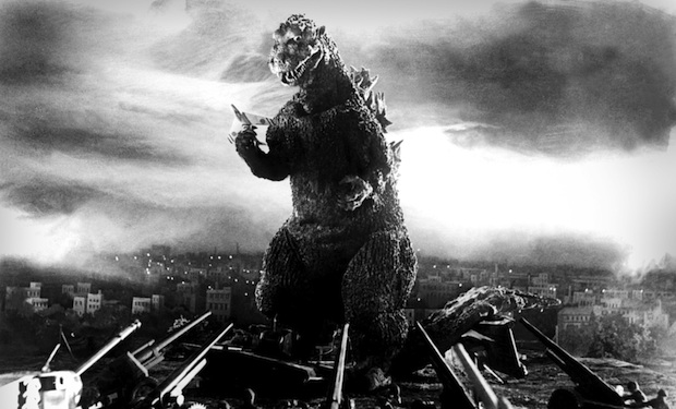 Time for Writing When Godzilla Attacks