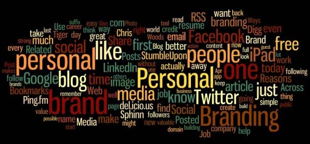 Branding (Social Media Tip 2)